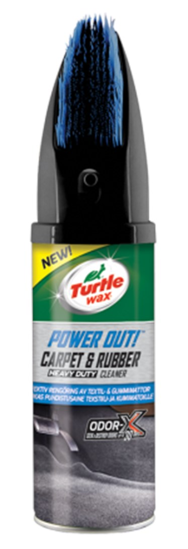 Turtle Wax POWER OUT CARPET & MATS