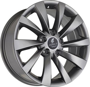 9X21 PH Edition II Turbin II Gun Metal 5-120 40 64