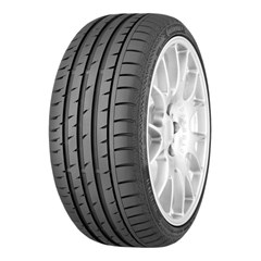 245/45R19 98W Continental ContiSportContact 3 SSR